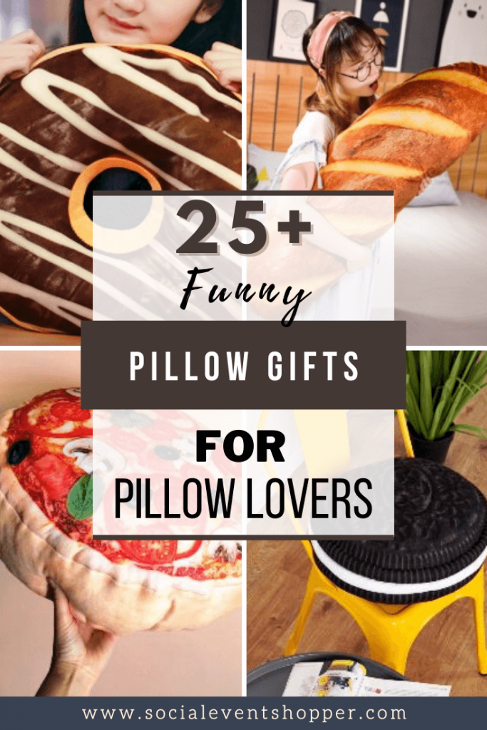 Funny Pillow Gifts