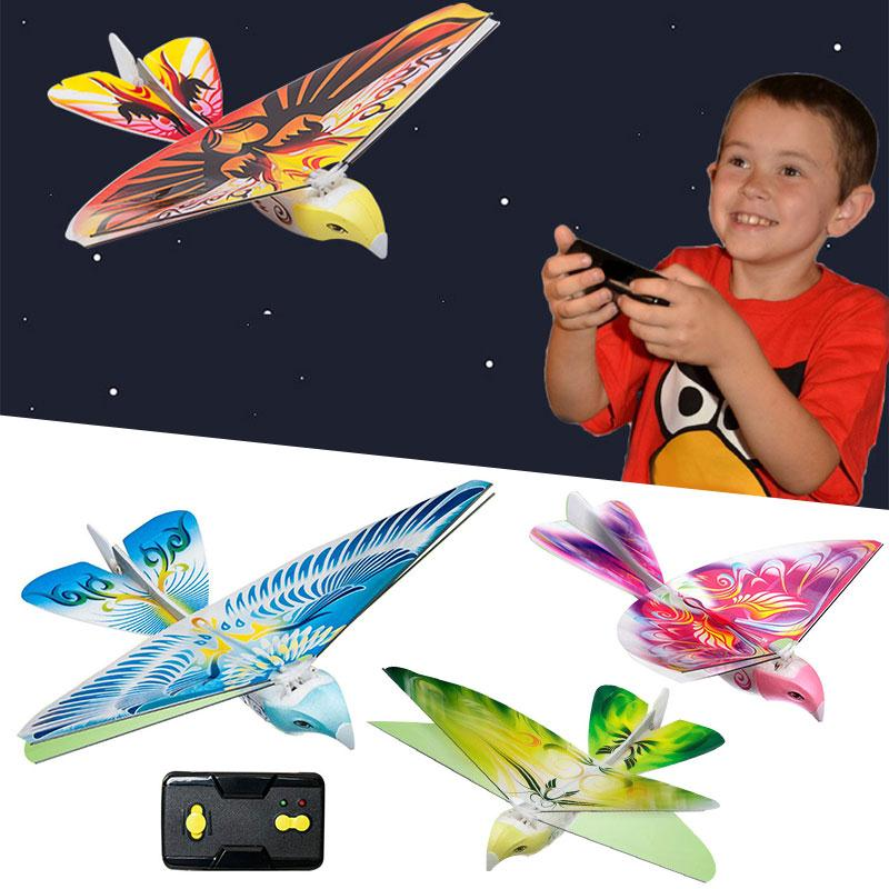real bird toy for kids