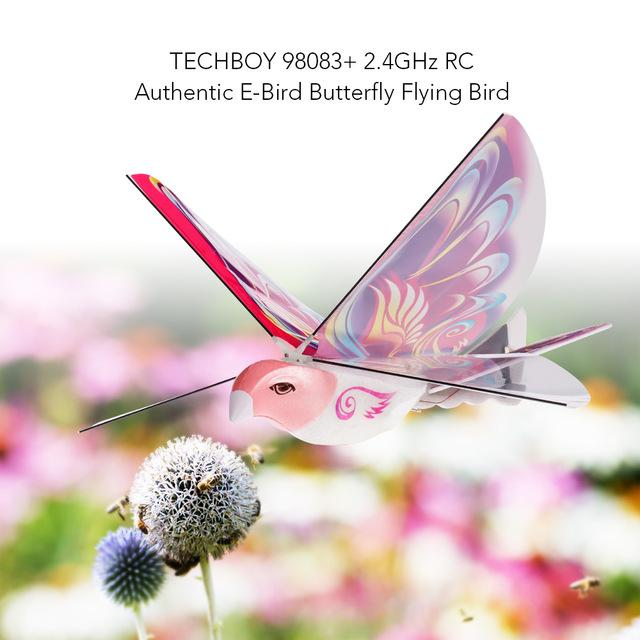 real flying bird rc toy