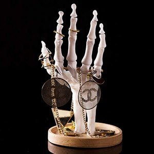 Skeleton Jewelry Organizer