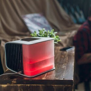 Smart Personal Air Conditioner
