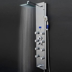 Massage Shower Panel