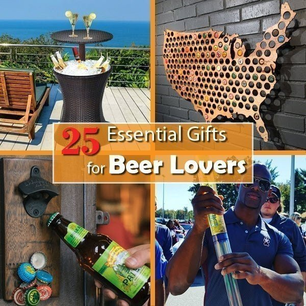 25 Essential Gifts for Beer Lovers