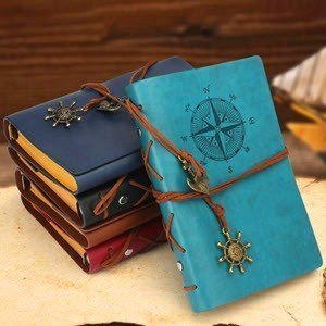 Leather Writing Journal Notebook