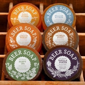 Beer Soap Kit