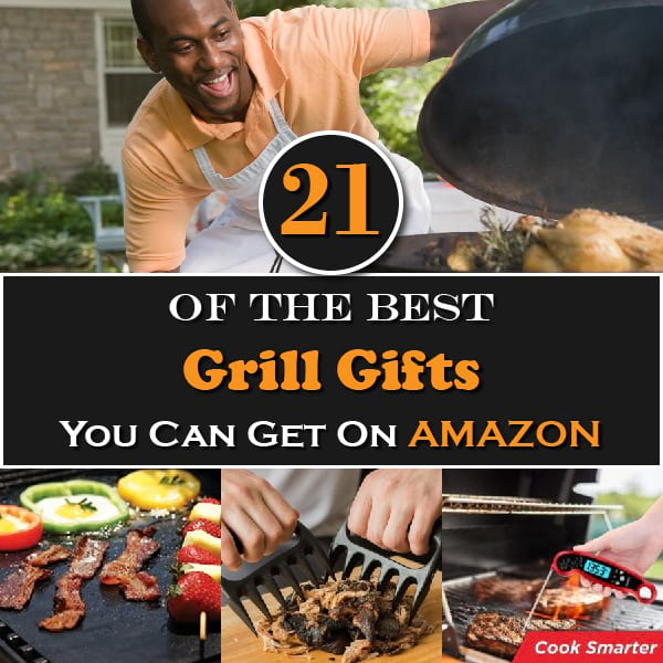 21 Of the Best Grill Gifts You Can Get on Amazon