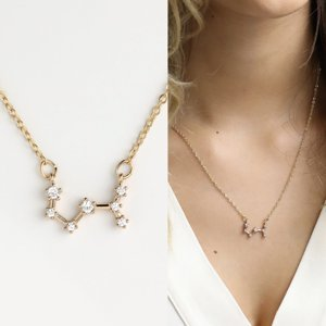 Astrology Constellation Necklace
