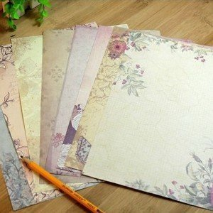 Beautiful Stationery Paper