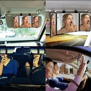 Car Makeup Mirror