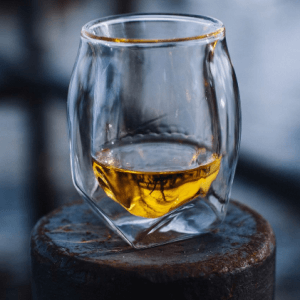 Designer Whiskey Glass