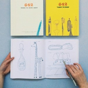 Inspirational Sketchbook