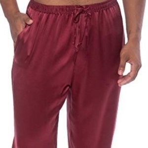 Men's Luxury Silk Pajama Pants