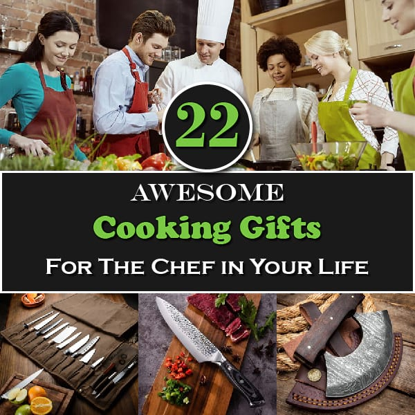 22 Awesome Cooking Gifts For The Chef in Your Life