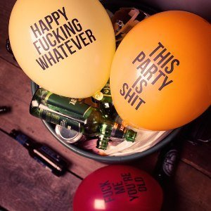 Sarcastic Party Balloons