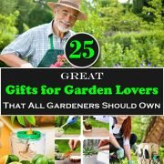 25 Great Gifts for Garden Lovers That All Gardeners Should Own