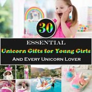 30 Essential Unicorn Gifts For Girls And Every Unicorn Lover