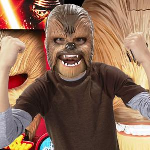 Chewbacca Sounds Mask