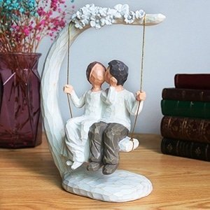 Couple Figurines in Love