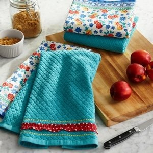 Floral Kitchen Towels