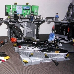 LEGO Batman - The Batcave (7783)
