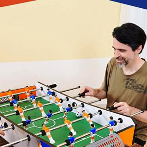 Portable Foosball Game