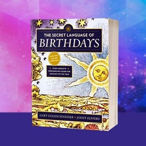 Secret Language of Birthdays Book