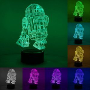 Star Wars 3D Night Light
