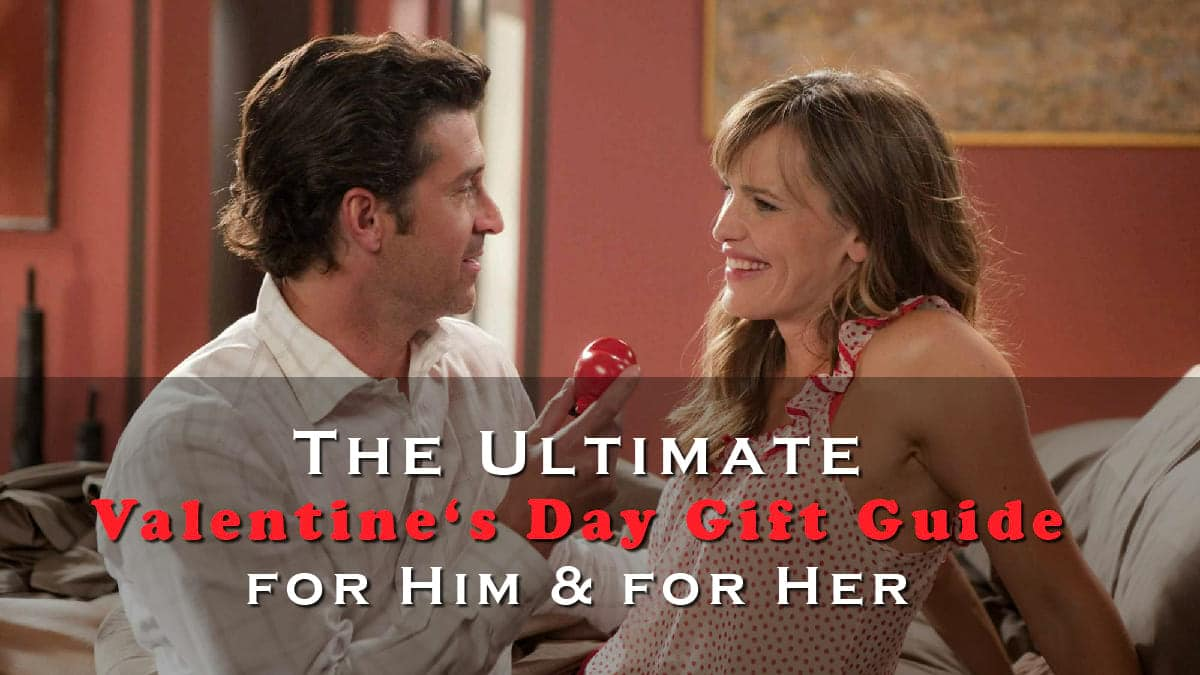 The Ultimate Valentine's Day Gift Guide for Him & for Her_Banner