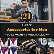 21 Best Accessories for Men You'll Want to Wear All Day