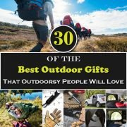30 of The Best Outdoor Gifts That Outdoorsy People Will Love