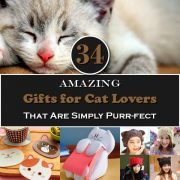 34 Amazing Gifts For Cat Lovers That Are Simply Purr-fect