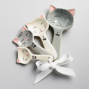 Cat Shaped Measuring Spoons