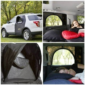 SUV Window Tent