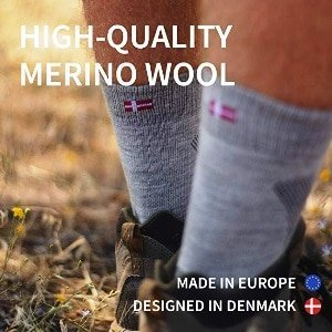Wool Hiking Socks