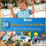 Gifts for a 3 Year Old Boy Thumbnail