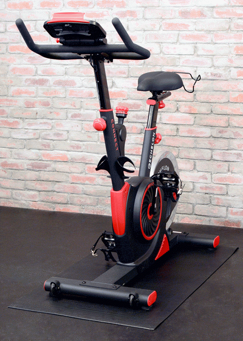 Smart Connect Exercise Bike for Home