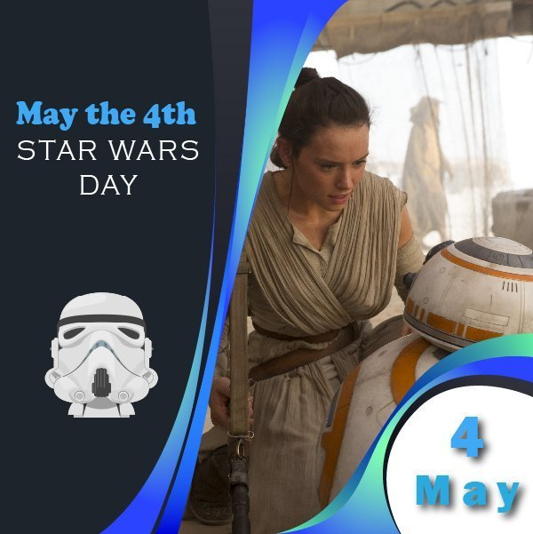 Star Wars Day Event Guide Banner