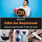 20 Best Gifts for Boyfriends Ideas for Every Type of Guy