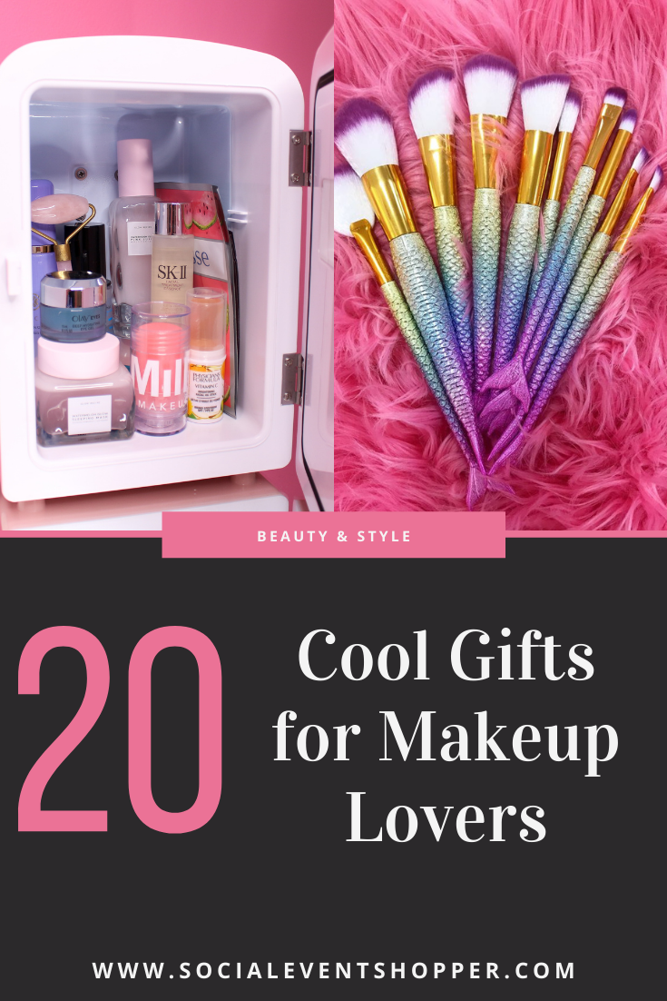 20 Cool Gifts for Makeup Lovers You'll Want To Buy Again