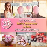 25+ Awesome Baby Shower Gifts for New Parents Thumbnail