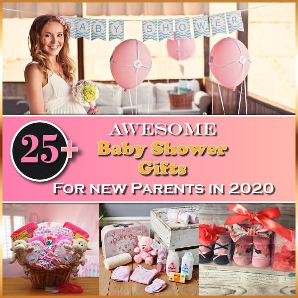 25+ Awesome Baby Shower Gifts for New Parents in 2020 Thumbnail