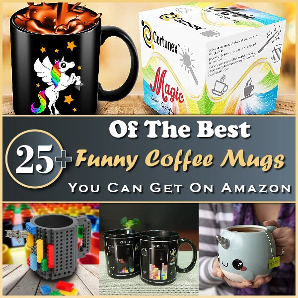 25+ Of The Best Funny Coffee Mugs Thumbnail