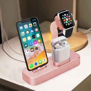3 in 1 Apple iWatch Stand