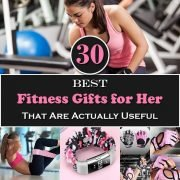 30 Best Fitness Gifts for Her That Are Actually Useful