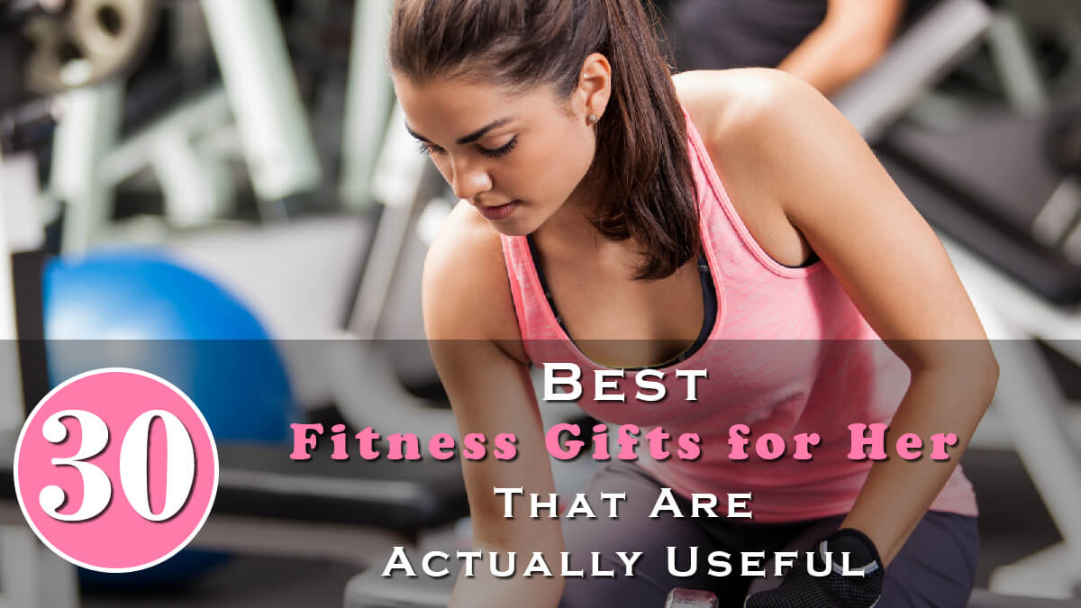30 Best Fitness Gifts for Her That Are Actually Useful Banner