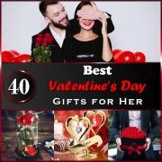 40 Best Valentine's Day Gifts For Her Thumbnail