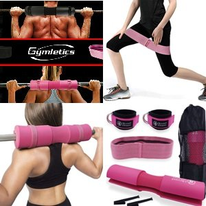 7 Pack Barbell Squat Pad