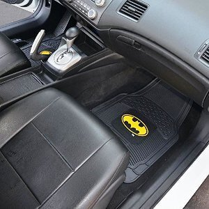 Batman Car Mats