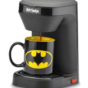Batman Coffee Maker
