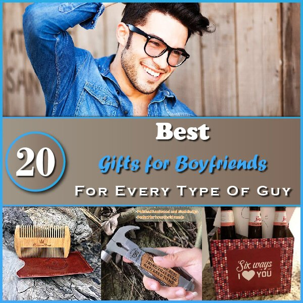 Best Gifts for Boyfriends Thumbnail